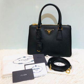 正品 全新 full set Prada Killer Bag Mini 黑色