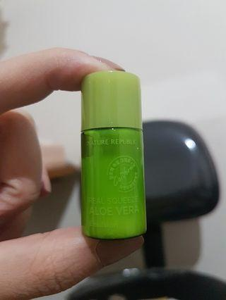 Nature Republic Aloe Vera Emulsion Sample Size