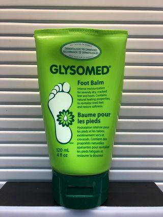 Glysomed foot balm 足部潤膚膏