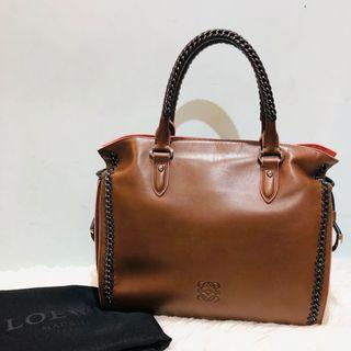 正品 Loewe Vintage Top Handle Bag