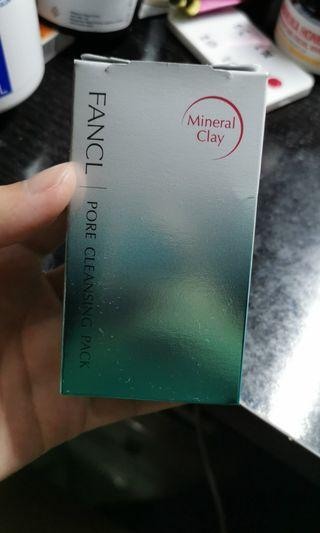 Fancl Pore Cleaning Pack