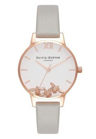 🚚 Olivia Burton Busy Bee Watch