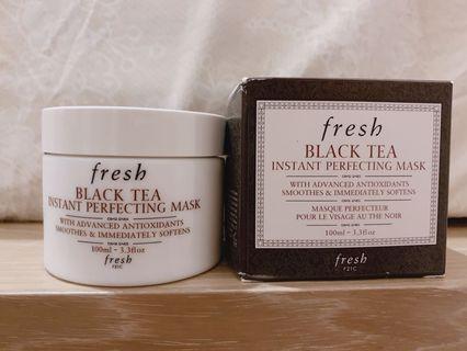 Fresh Black Tea Instant Mask 100mL