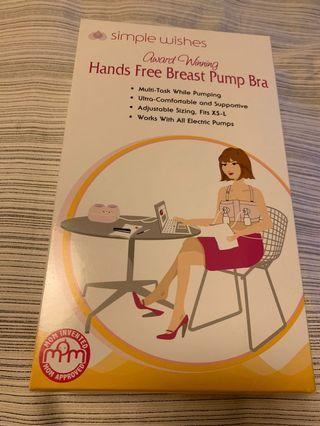 Simple Wishes Signature Hands Free Pumping Bra - XS-L