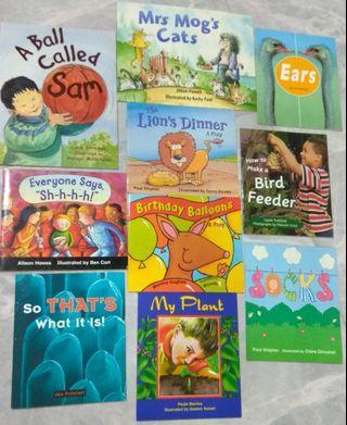 10 Rigby Literacy Preschool (2 Early)