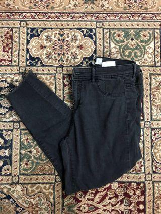 Mango Cropped Jeans