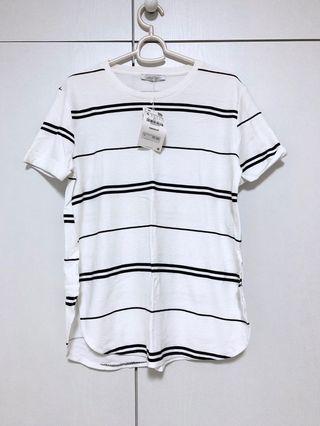 BNWT Zara Striped Top
