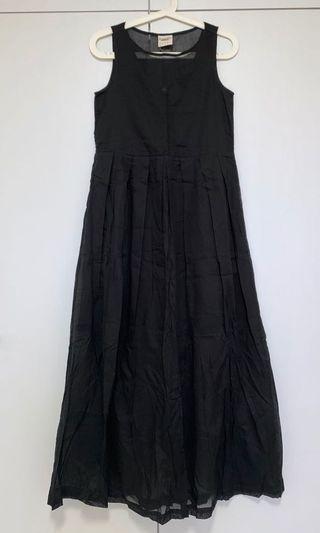 🚚 BNWT Island Shop Black Dress