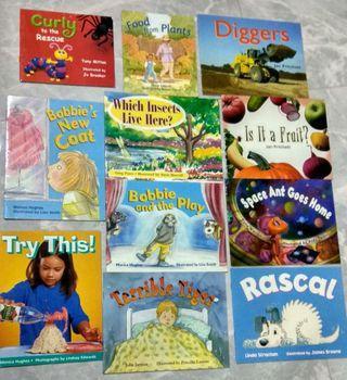 11 Rigby Literacy Preschool (3 Early)