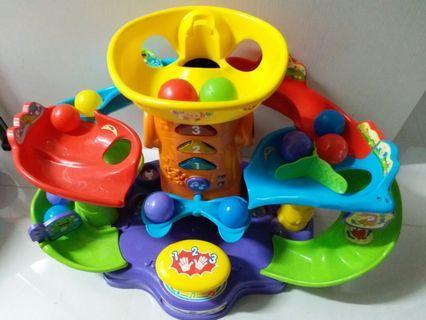 兒童發聲玩具 入波波遊戲