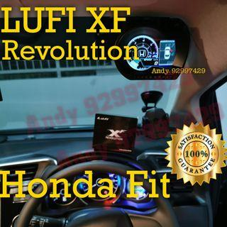 Honda Fit Lufi XF Revolution OBD OBD2 Gauge Meter display