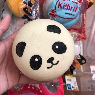 🚚 wts panda bun squishy