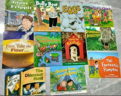 11 Rigby Literacy Preschool (4 Early)