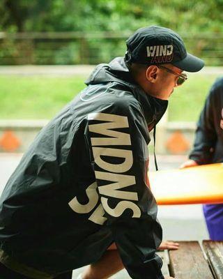 現貨 MADNESS 聯名 WIND AND SEA 5 PANELS CAP 五分割帽 帽子 鴨舌帽 19SS