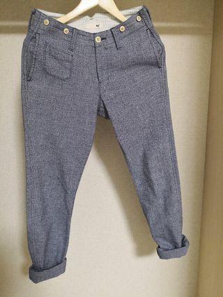 45R cotton pants