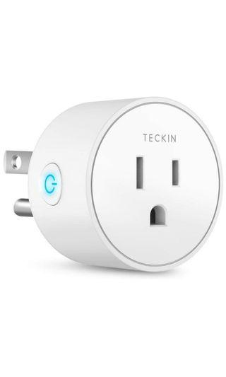 🚚 Teckin - Smart Plug with voice and Handphone control