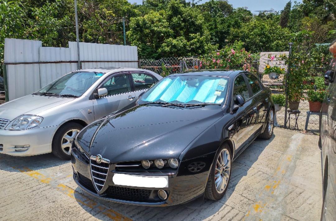 ALFA ROMEO 159 JTS 2.2 2011