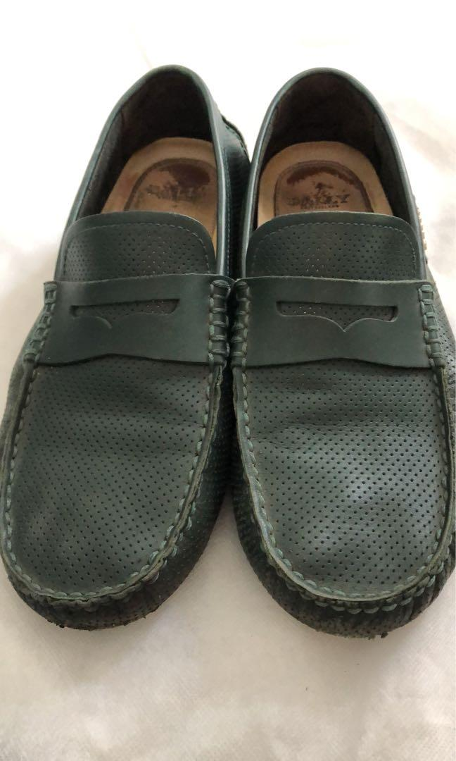 Authentic Man Bally Shoes