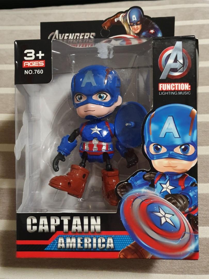 Avengers Figurine Toys ~ $30 each