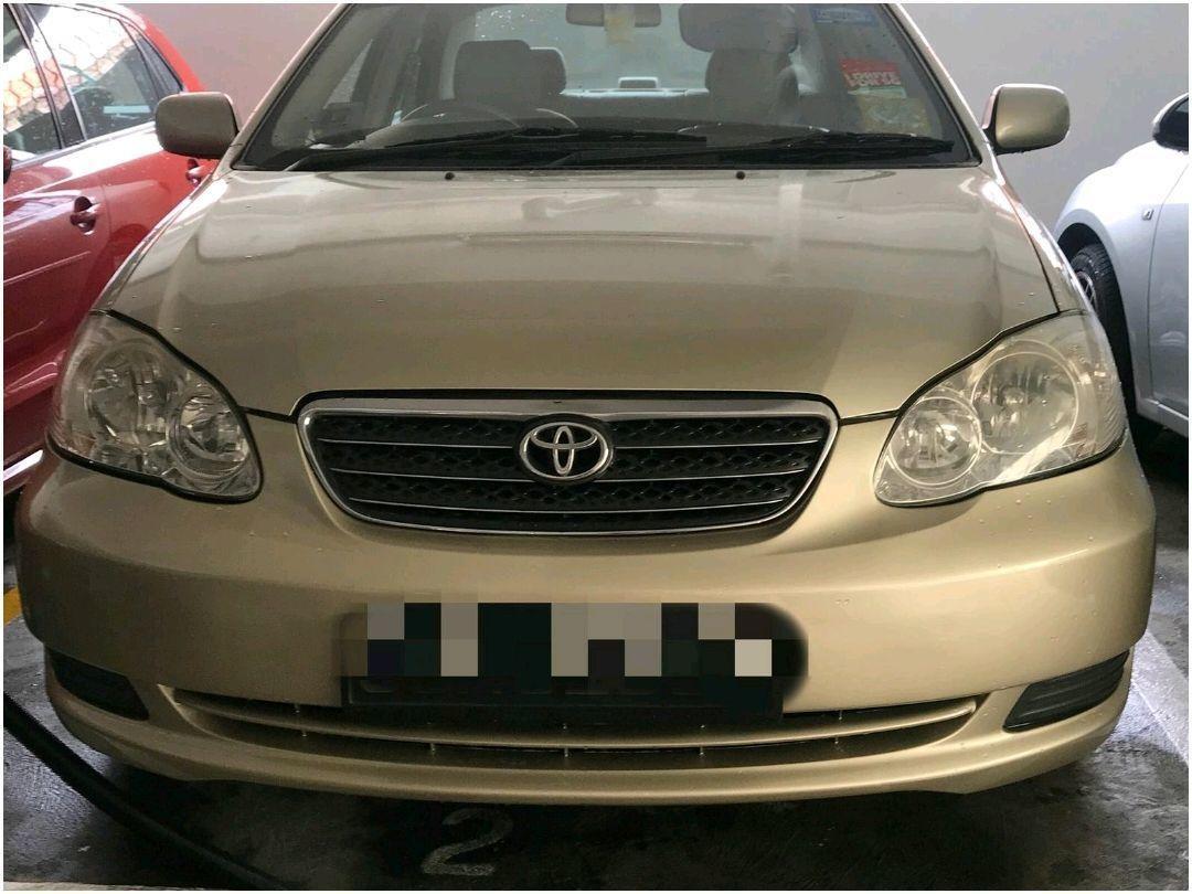 Car Rental Daily rental @ $50. WA 81448811 / 81448822 / 81448833