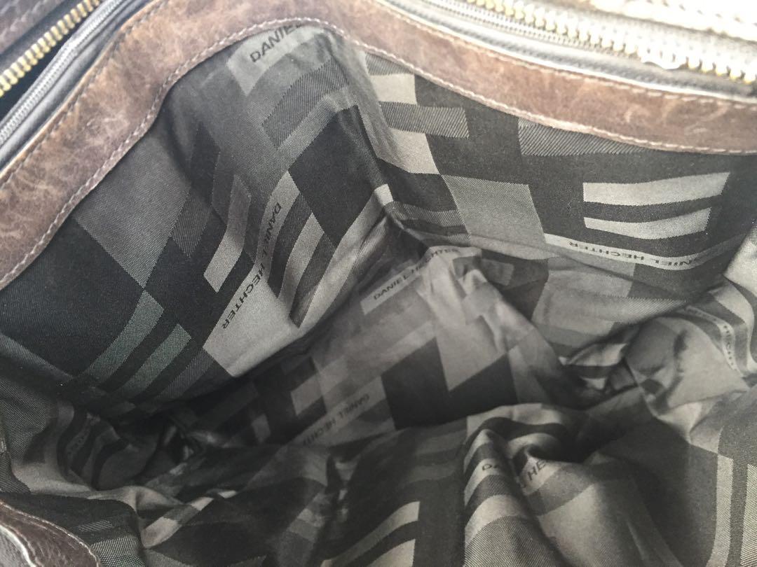 Daniel Hechter Leather Bag
