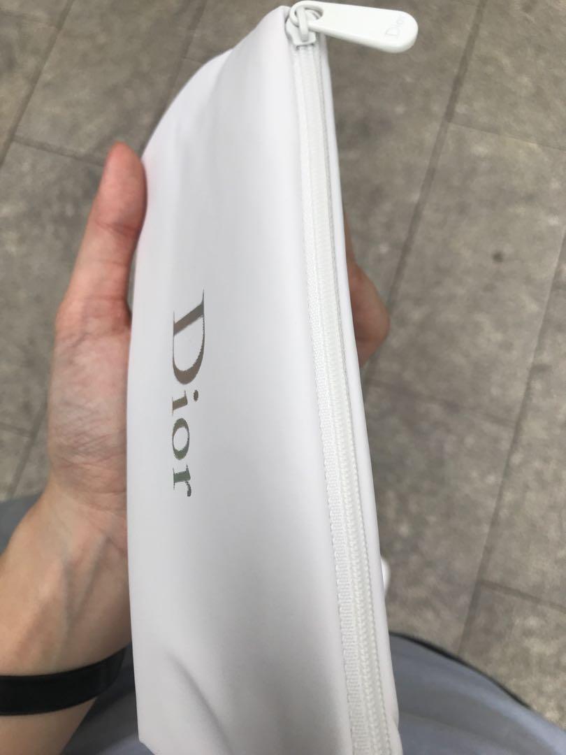 Dior 化妝袋 全新 3色
