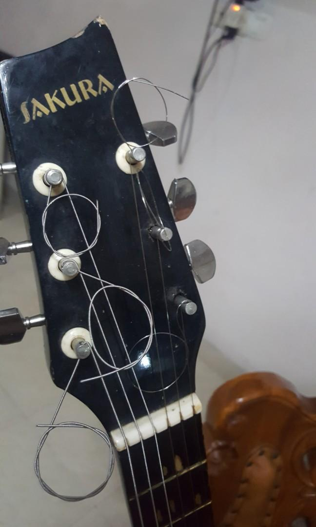 Gitar sakura