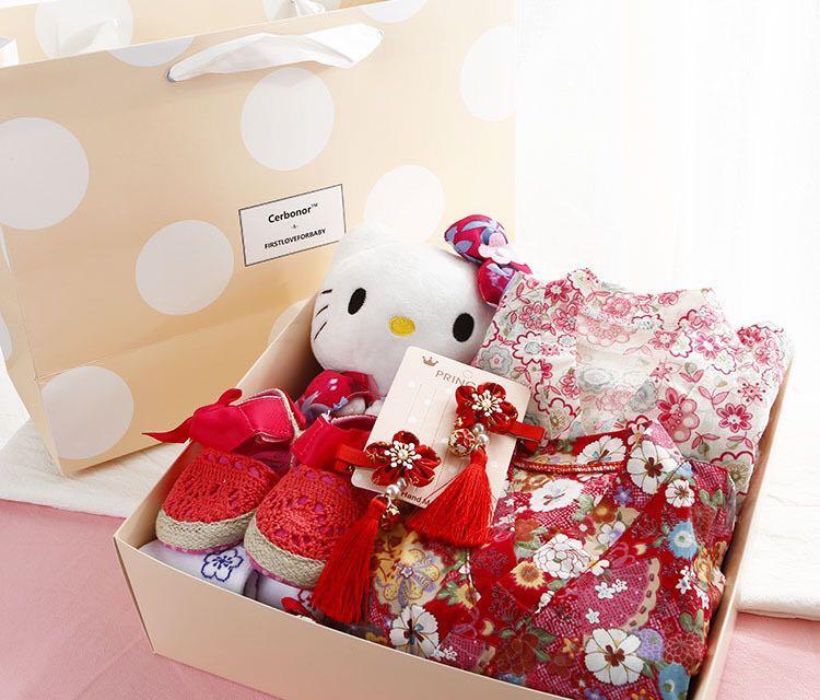 Hello Kitty 禮盒套裝