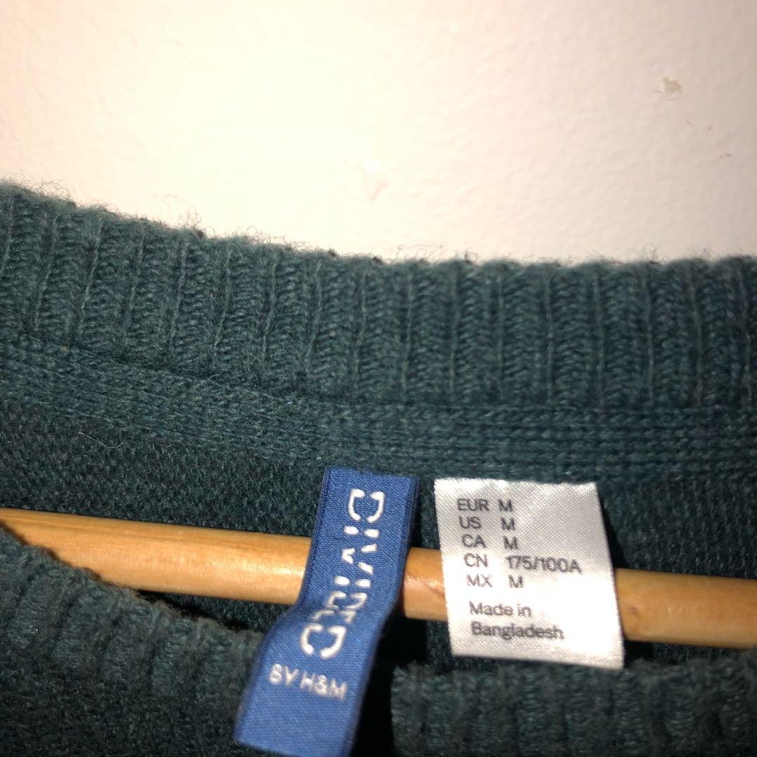 H&M men's knit