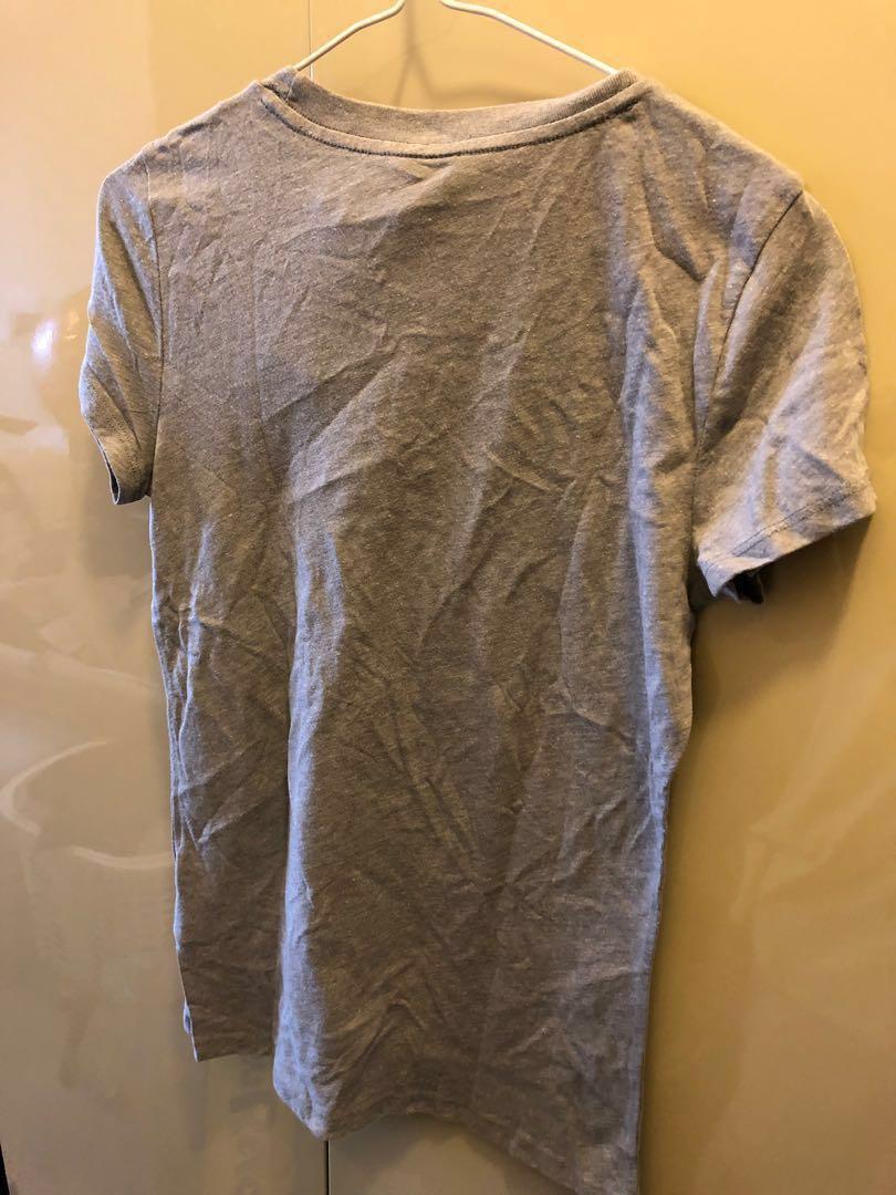 Hollister T-shirt - Grey (Brand New)