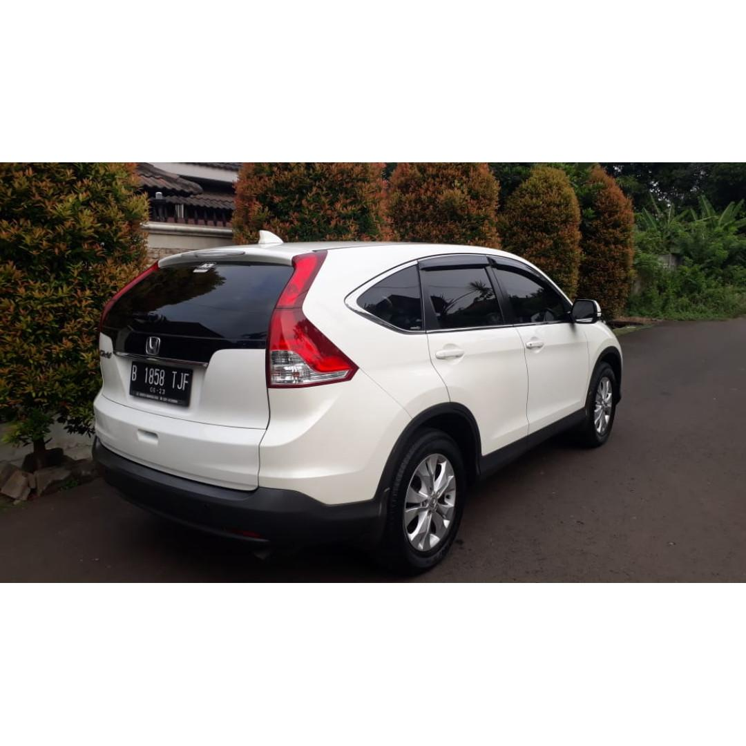 Honda CRV 2.0cc Autometic Th.2013
