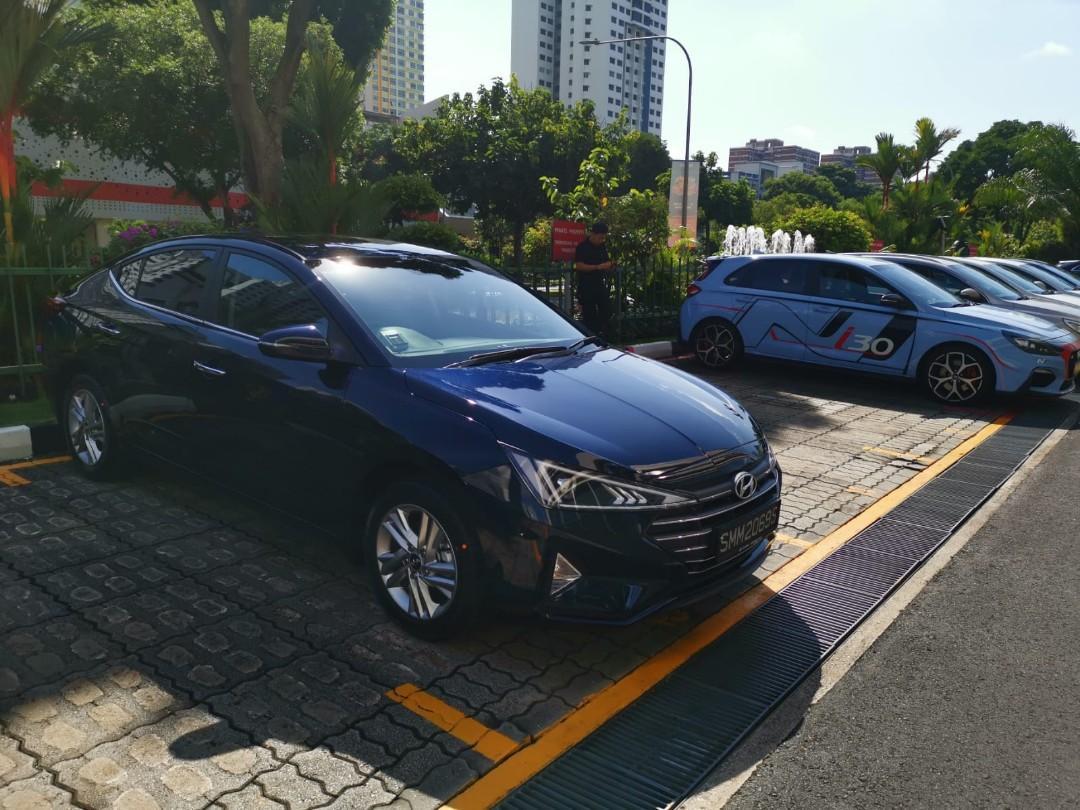 Hyundai Avante S Brand New