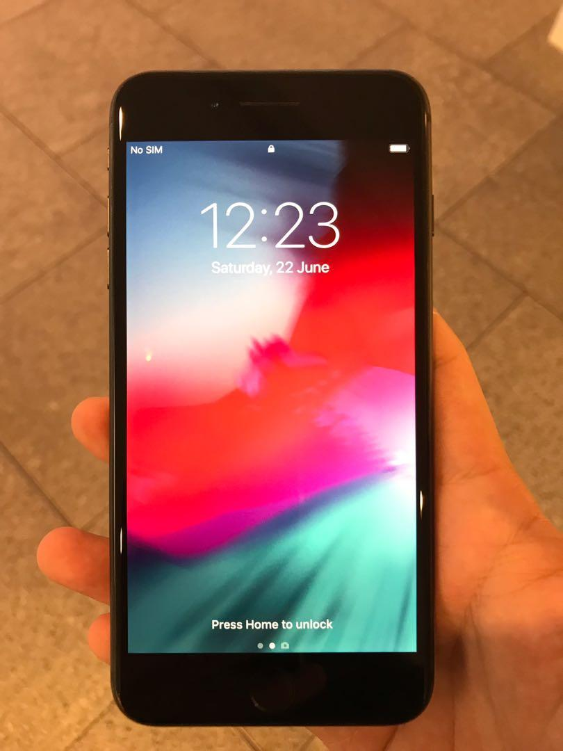 iPhone 8 plus 256gb