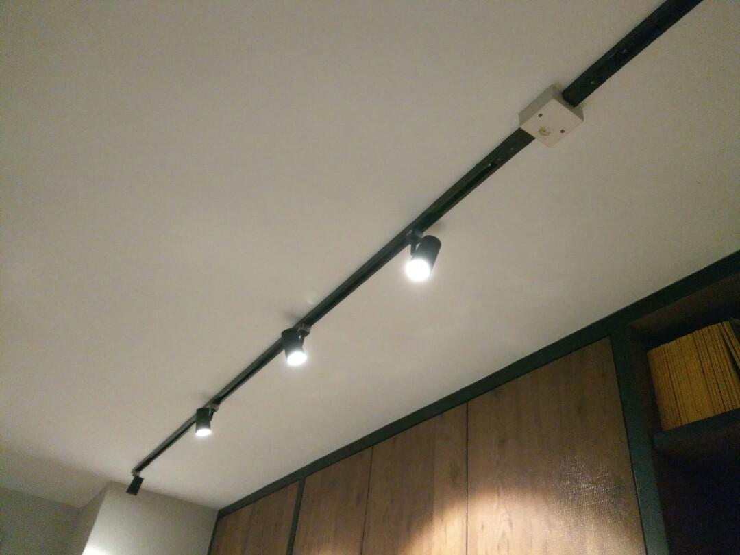 Lighting Rails