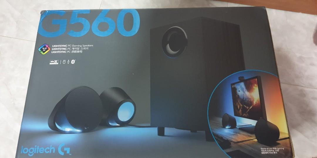 Logitech G560 gaming speaker