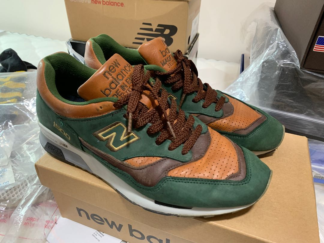 best service f5655 b510b New Balance 1500GB us9 on Carousell