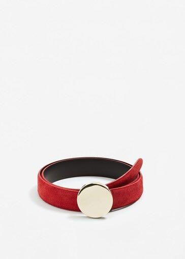 [NEW] Mango Authentic Leather Belt