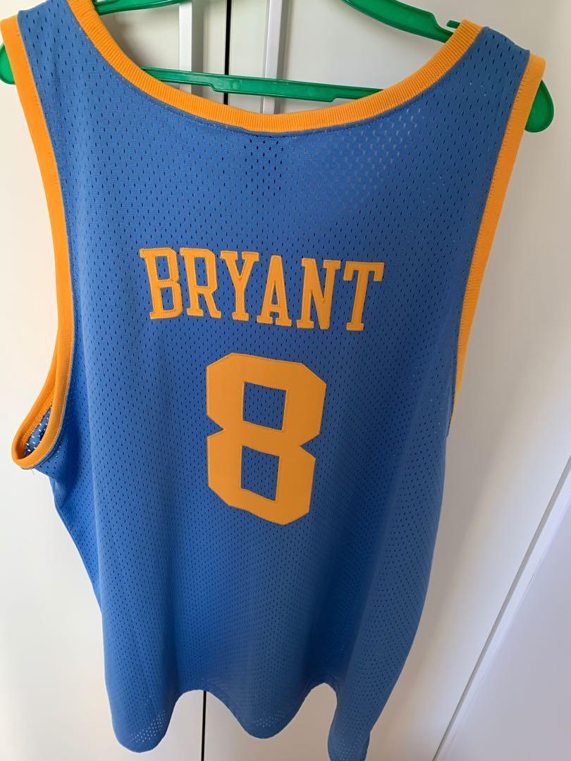 sale retailer 8cf69 58572 Nike NBA LA Lakers Kobe Bryant 8 MPLS Retro Basketball ...