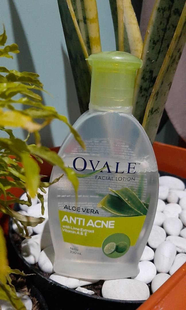 Ovale Facial Lotion Aloe Vera (anti acne)