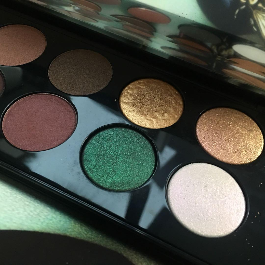 Pat McGrath mothership palette
