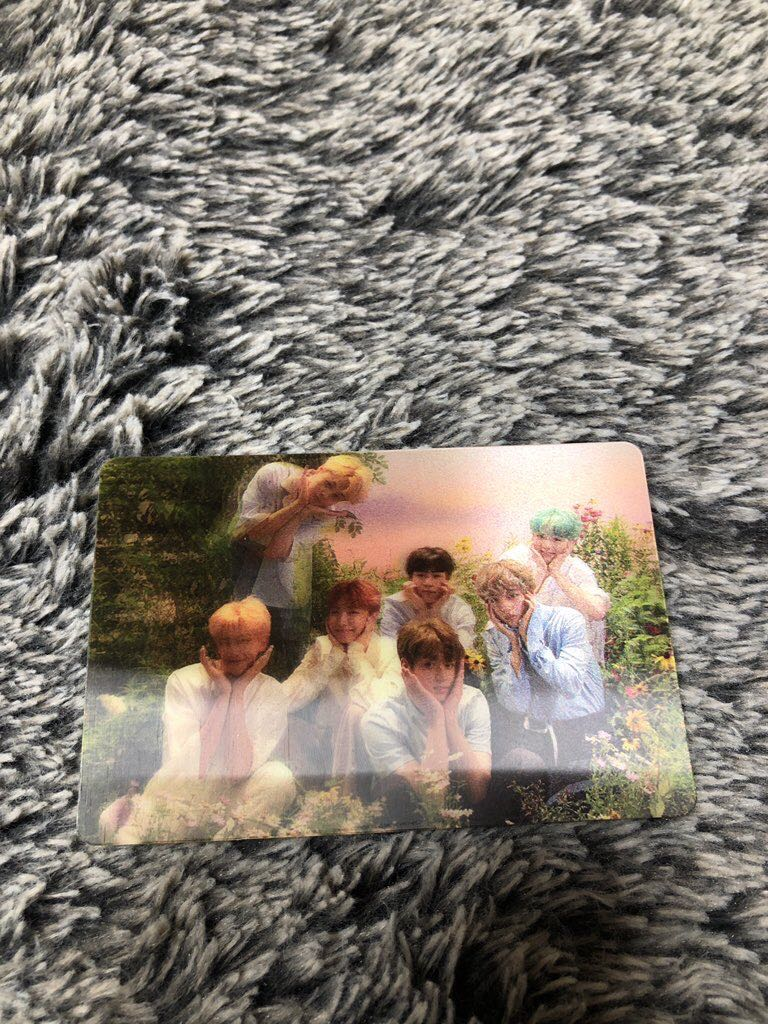 preorder bts love yourself her lenticular group pc photocard 1561297513 ae0690b1
