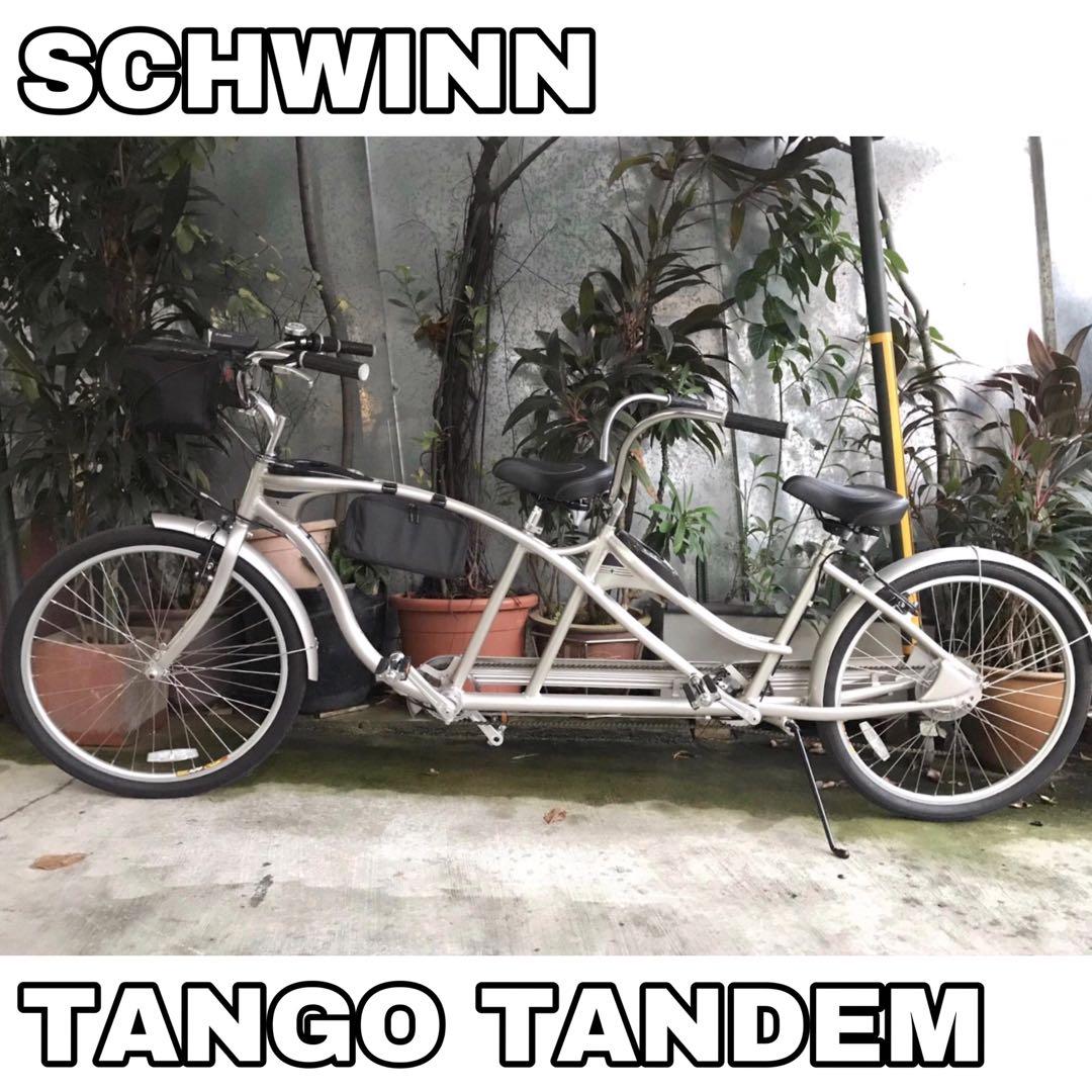 SCHWINN TANGO TANDEM Cruiser Bicycle