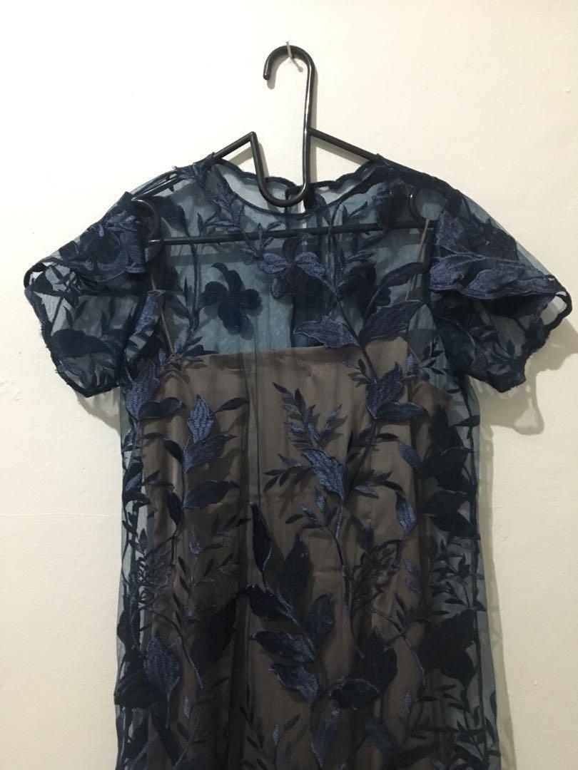 [Tailormade] - Blue Dress