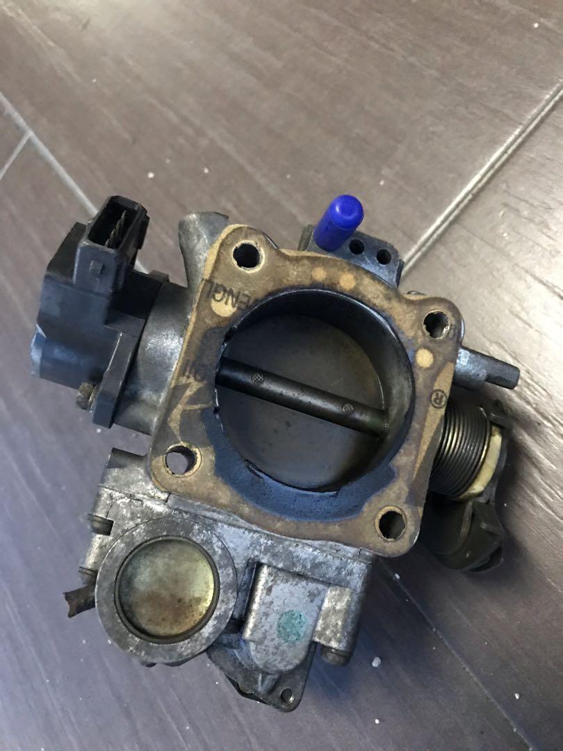 Throttle Body MMC 4g63 4g93, Auto Accessories & Others on