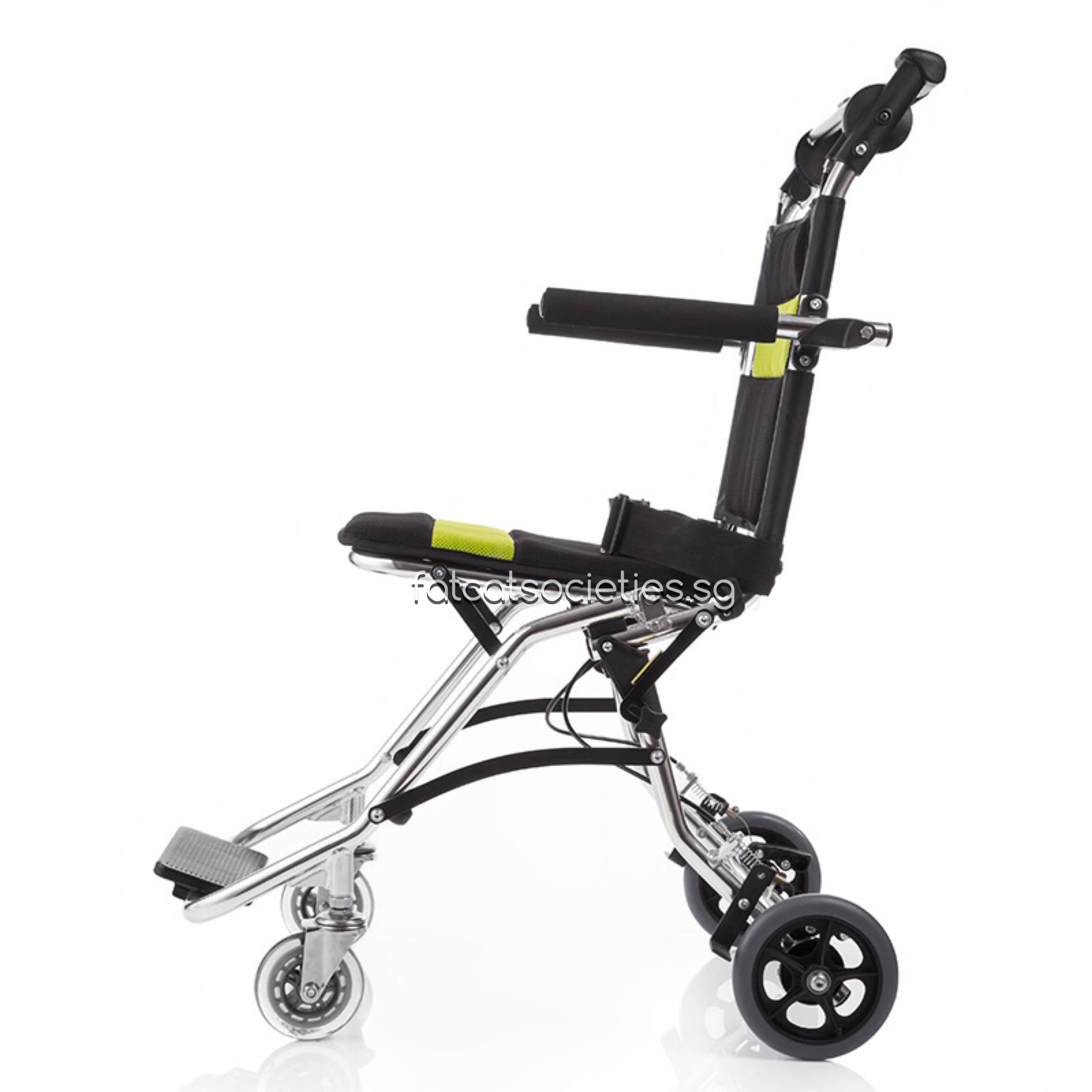 Ultra Light Weight Wheelchair 6.2kg