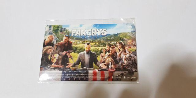 Limited Edition Far Cry 5 Ezlink