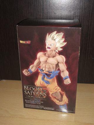 Blood of Saiyans Son Goku