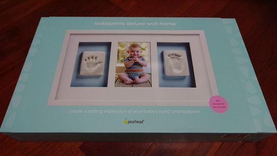 Baby prints(寶寶印記精品掛牆相架)