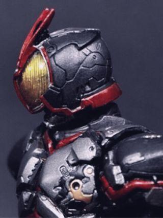 未開封 SIC 幪面超人 555 Kamen Rider