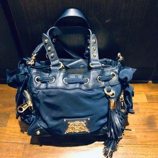 🚚 Juicy Couture Navy Handbag